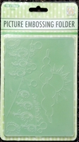 PIF011 Picture Embossing folder Nellie Snellen