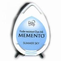 MD604 Memento Inkpad Dewdrops Summer sky