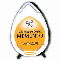 MD103 Memento Inkpad Dewdrops Cantaloupe