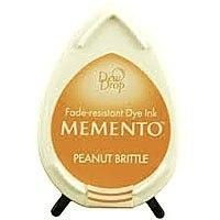 MD802 Memento Inkpad Dewdrops peanut brittle