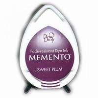 MD506 Memento Inkpad Dewdrops Sweet plum