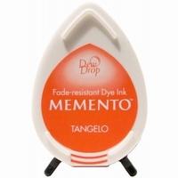 MD200 Memento Inkpad Dewdrops Tangelo