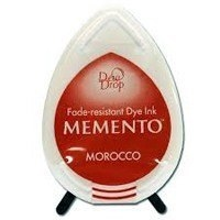 MD201 Memento Inkpad Dewdrops Marocco