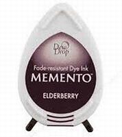 MD507 Memento Inkpad Dewdrops Elderberry