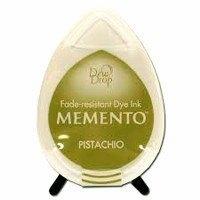 MD706 Memento Inkpad Dewdrops Pistachio