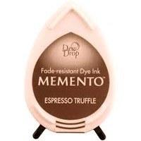 MD808 Memento Inkpad Dewdrops Expresso Truffle