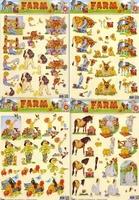 4 Knipvellen A4 van studio Light Farm