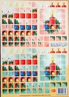 BLX10014 Knipvel Bloxxx kerst
