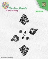 MANCS001 Precision Mandala Clear stamps Mandala-1