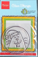 CO9602 Clearstamp Marianne Design