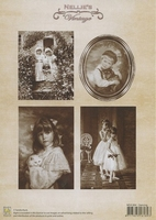 NEVI004 3D Knipvel - Vintage Dancing