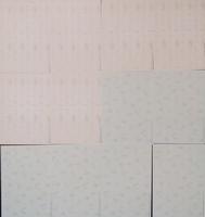 12 Vel 200 Gr. A5 achtergrondkarton Disney 2 motieven