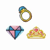 DTZ12.014 Diamond Dotz® - Gem