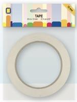 TB12 3.3196 Dubbelzijdig tape 12mmx20mtr