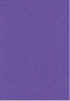 Vierkant karton 13,5 X 27 cm  Nr 18 Violet per 5 vel