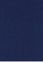 Vierkant karton 13,5 X 27 cm  Nr 30 Donkerblauw  per 5 vel