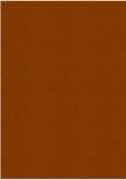 Vierkant karton 13,5 X 27 cm  Nr 58 Brown per 5 vel