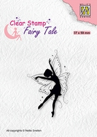 FTCS021 Clear stamps Fairy Tale nr. 19 Dancing elf