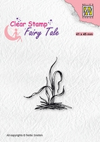 FTCS028 Fairy Clear Stamps Tale Grass