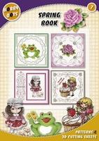 DOTS07 Hobbydots boek Nr. 7 Spring Book