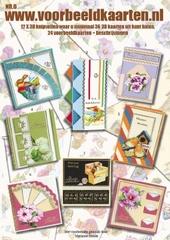 VB06 Voorbeeldkaarten boek Nr.6
