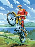 PJS11 PBN Junior Small MOTOCROSS