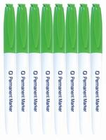 8.9025 Permanent Marker Groen per stuk