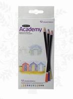 Derwent Derwent Academy 12 colour pencils