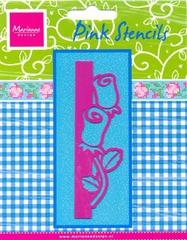 PK9012 - Pink Stencils Marianne Design