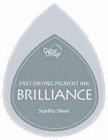 BD-000-093 Brilliance Dew Drops inkpads Starlight silver