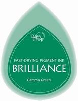 BD-000-021 Brilliance Dew Drops inkpads Gamma green