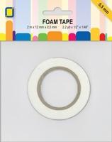 F0.5mm 3.3005 Foamtape 0,5x12mmx2mtr