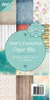 6011/0396 Papierblok - Spring Fever - 15x30cm