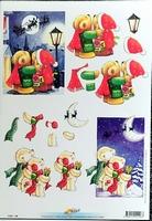 11055-106  Knipvel Kerst
