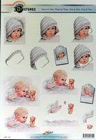 11055-345 Knipvel Baby