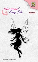 FTCS033 Clear Stamps Fairy Tales Dancing elf-1