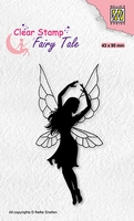 FTCS034 Clear Stamps Fairy Tales Dancing elf-2