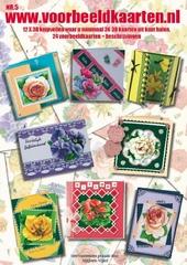 VB05 Voorbeeldkaarten boek Nr.5