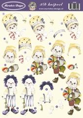 VB2309 Marieke Kind/Clowntje