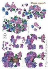 416954 Diverse Bloemen