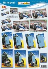 VB2249 Pyramids Race Auto / Motor