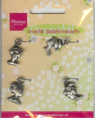 OE0864 Oriental Embellishments