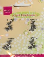 OE0869 Oriental Embellishments