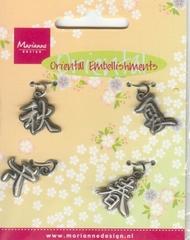 OE0868 Oriental Embellishments