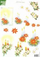 60101004 Joy 3D Kerst