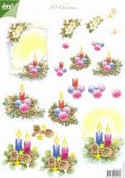 60101003 Joy 3D Kerst