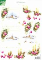 60101015 Joy 3D Kerst