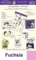 ST00138 Marieke Stanspakket Nr.38 Fuchsia