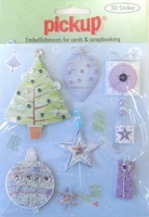 PU6084X Embellishments for Cards and Scrapbooking