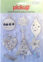 PU6091 Embellishments for Cards and Scrapbooking